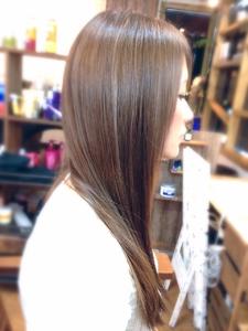 ツヤツヤゴールドベージュ☆|Growのヘアスタイル