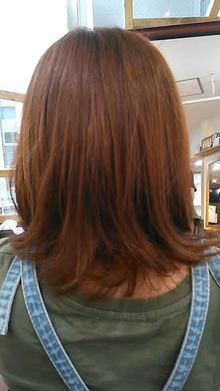 秋カラー・ドーリーカッパー!|Growのヘアスタイル
