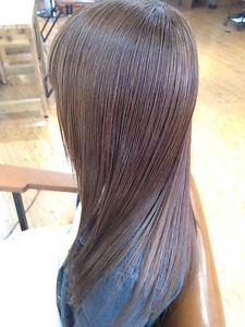 ダメージレス・サプリメントストレート|Growのヘアスタイル