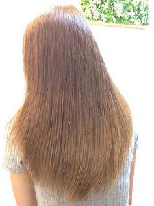 サンセットカッパーベージュ|Growのヘアスタイル