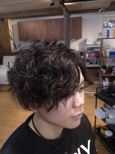 メンズパーマスタイル☆|Growのヘアスタイル
