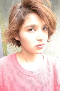 【エフォートレスショート】×【70'カジュアル】