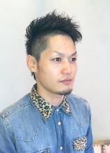 2WAYツーブロック|BAROQUEのメンズヘアスタイル
