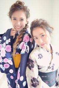 BASROQUE〜浴衣ヘアアレンジ〜