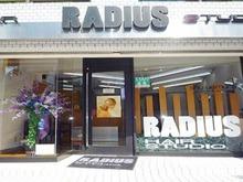 RADIUS  | ラディウス  のイメージ