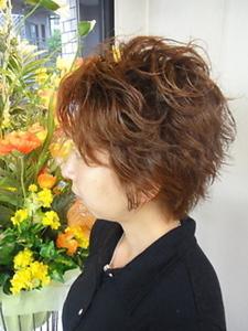 クリープパーマ|RADIUSのヘアスタイル