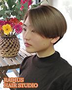 貴方の未知なる自分を引き出す beauty Factor !|RADIUSのヘアスタイル
