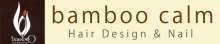 bamboo calm 八柱店  |   のロゴ