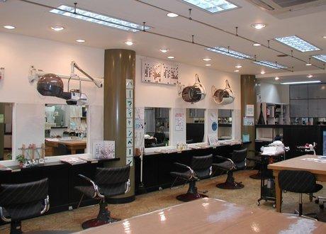 パリー美容院