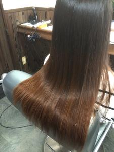 ツヤサラ美ロング☆|和み。KAMIBIYORIのヘアスタイル