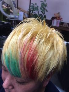 ロンくん|和み。KAMIBIYORIのヘアスタイル