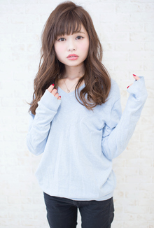 名古屋でカラー、ストレートが一番上手いスタイリスト|LOUIMADNA 栄店のヘアスタイル