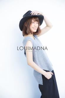 ルイマダーナ栄 グレージュロブ by NARUOKA|LOUIMADNA 栄店のヘアスタイル