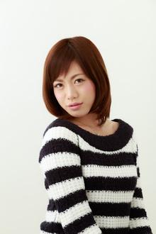 Iラインロブ【PASSAGE相模大野店】|hair make passage 相模大野店のヘアスタイル