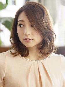 ☆☆大人の愛されゆるふわ可愛いロブ☆☆|hair make passage 相模大野店のヘアスタイル