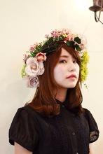花冠スタイル|Rochefort hairのヘアスタイル