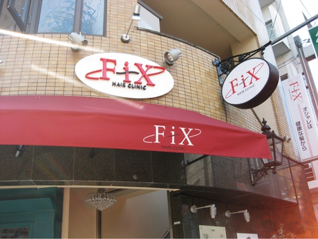 Fix HAIR CLINIC