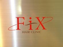 Fix HAIR CLINIC  | フィックスヘアークリニック  のロゴ