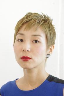 ブラントカットベリーショート|Pitturaのヘアスタイル