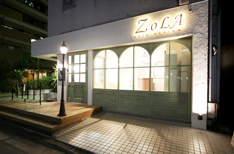 ZOLA hair