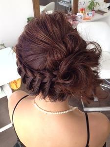 ☆ヘアセット☆|macro hairのヘアスタイル