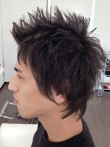 COOLショート|macro hairのヘアスタイル
