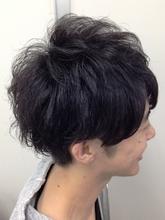 ナチュラルモードスタイル|macro hairのメンズヘアスタイル