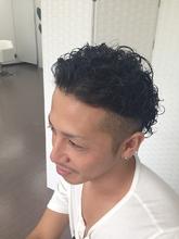 スッキリツーブロック|macro hairのメンズヘアスタイル