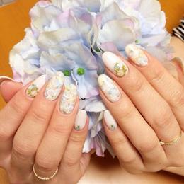 |Nail salon Tiaraのネイル