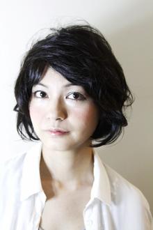 ナチュラルボブ|Alo hair designのヘアスタイル