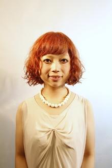 ふわふわボブ|Alo hair designのヘアスタイル