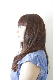 艶やかロング|Alo hair designのヘアスタイル