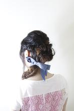 大人ガーリーアレンジ☆|Alo hair designのヘアスタイル