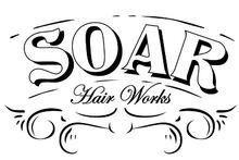 SOAR Hair works  | ソアー ヘアーワークス  のロゴ