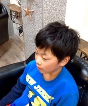 子供カット|hair Seeleのキッズヘアスタイル