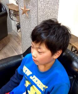 子供カット|hair Seeleのヘアスタイル