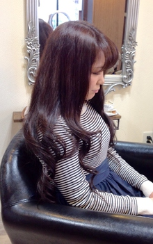 愛されロング|hair Seeleのヘアスタイル