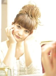 ☆ヘアセット☆ Beronicaのヘアスタイル