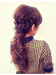 クラッシクレディ Beronicaのヘアスタイル