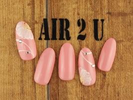 【オフ無料】定額Bコース5500円|Air 2U -Nail-のネイル
