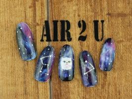 【オフ無料】定額Cコー6500円|Air 2U -Nail-のネイル