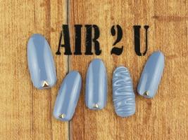 【オフ無料】定額Aコース4500円|Air 2U -Nail-のネイル