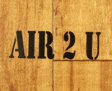 Air 2U -Eyelash-  | エアートゥーユー  のロゴ
