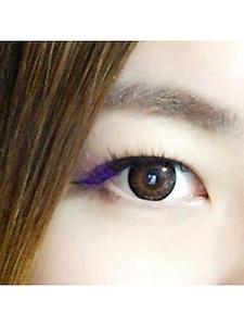 カラーエクステ Air 2U -Eyelash-のヘアスタイル