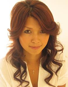 エレガンスロングスタイル|CRANE 南青山店のヘアスタイル