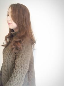 ◆ゆる巻きアッシュロング◆|MIZUMAのヘアスタイル