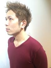◆クールアッシュショート◆|MIZUMAのメンズヘアスタイル
