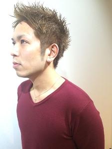 ◆クールアッシュショート◆|MIZUMAのヘアスタイル