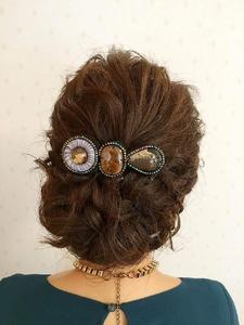 ◆ゆるふわ結婚式アップ◆|MIZUMAのヘアスタイル