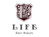 Hair Resort LIFE ヘアーリゾートライフ